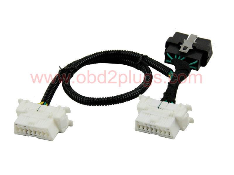 Obd2 Male To Obd2 Female Obd2 Female Cable Obd2 Cable