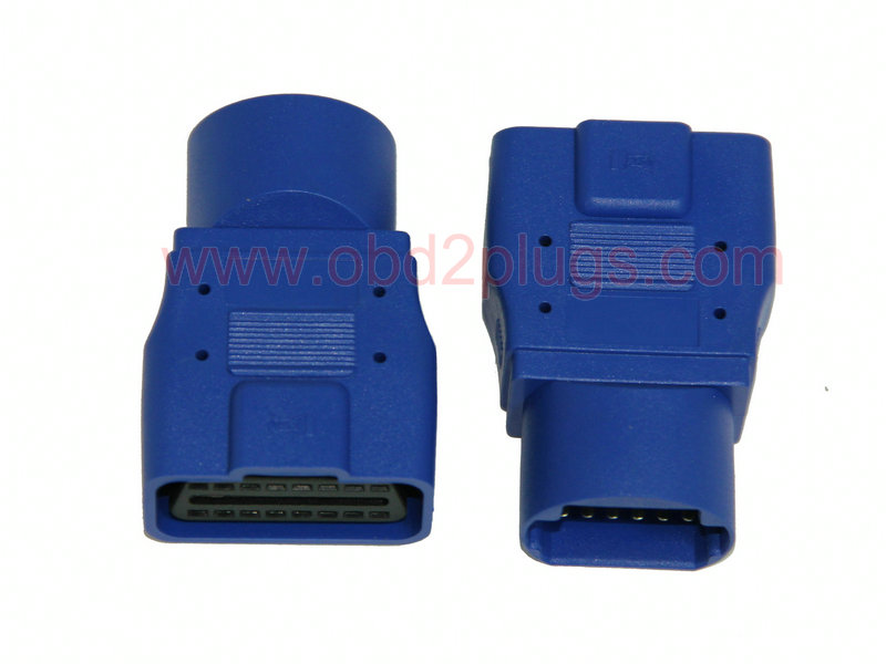 OBD2 Female to TOYOTA Round-17Pin Adapter