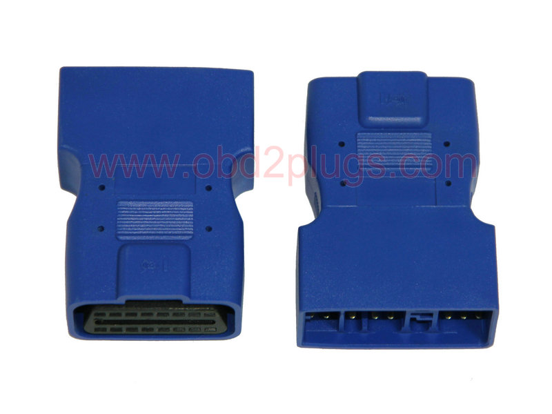 OBD2 Female to TOYOTA-22Pin Adapter