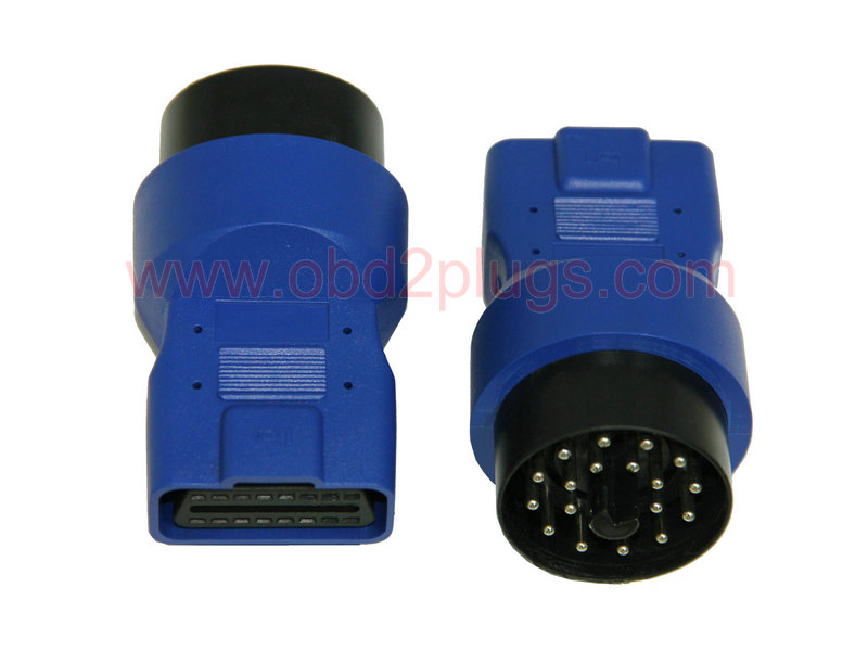 OBD2 Female to BMW-20Pin Adapter