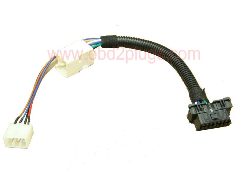 Obd2 Female To Hino 5pin 12pin Cable Obd2 Cable Eld