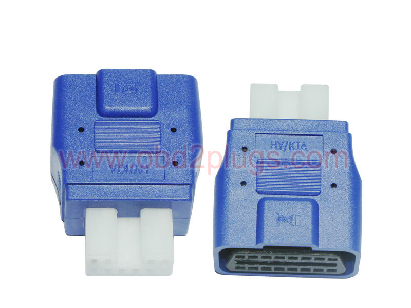 OBD2 Female to HY&KIA-10Pin Adapter