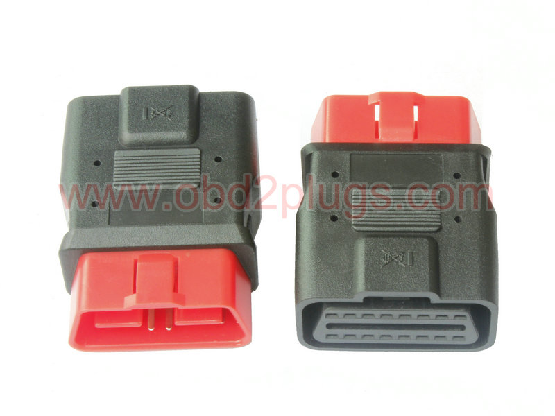 OBD2 Female to male Adapter