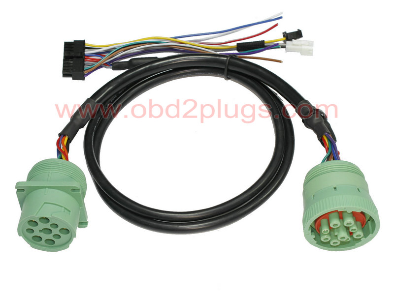 J1939-9Pin Type 2 Pass through cable