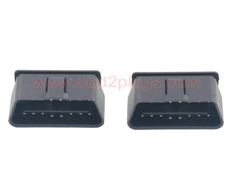 Obd2 J1962 Male Connector With Clip Amp Pcb Obd2 Cable Eld