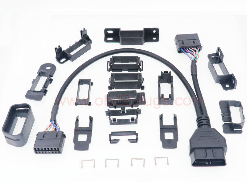 OBD2 T-Harness with Brackets